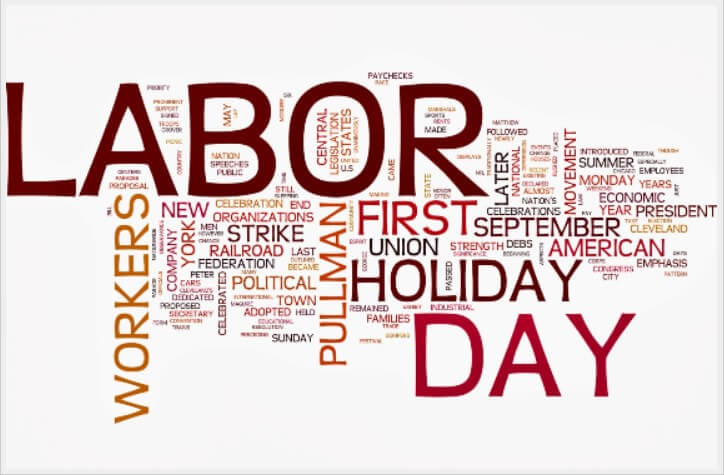 Intenational Labour Day 2021 (MAY 1, 2021)