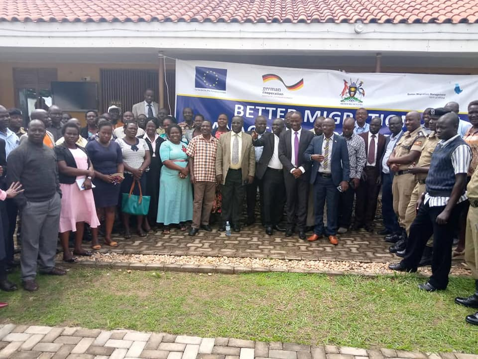 Sensitization Workshop in West Nile on Safe and Productive Placement of Migrant Workers Abroad