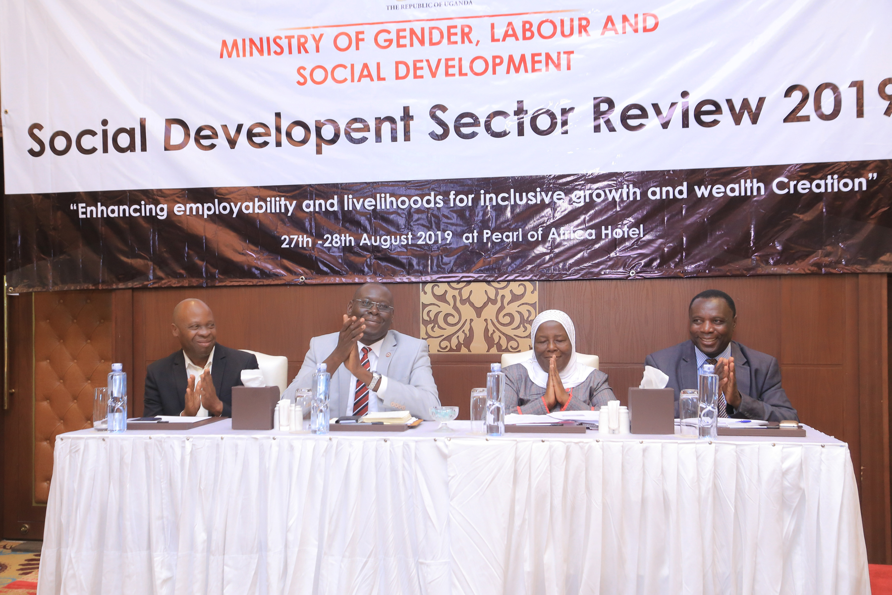 SOCIAL DEVELOPMENT SECTOR REVIEW, 2019