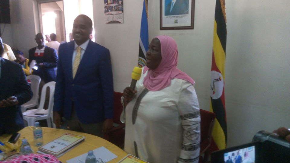 HON. JANAT MUKWAYA BIDS FAREWELL AS MINISTRY WELCOMES HON. FRANK TUMWEBAZE