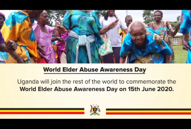 World Elder Abuse Awareness Day (15th June 2020)